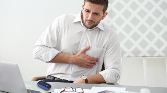 Heart Attacks in Young Adults
